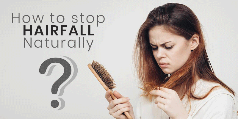 Stop Hair Fall Permanently : 3 Simple ways to prevent hair fall | Burried Truths