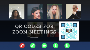 How to Create a QR Code for Zoom Meeting