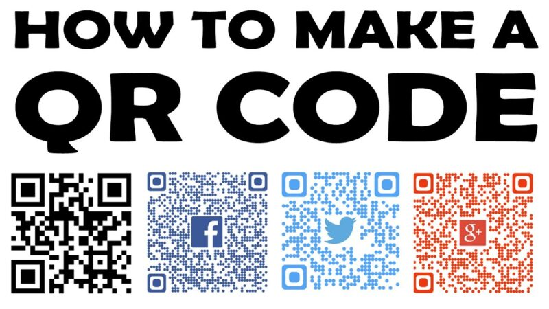 All about QR Code-Static Vs Dynamic QR Code