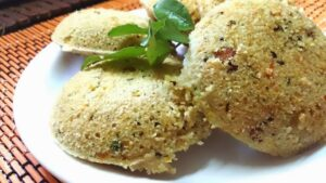 Millet Idly Recipes