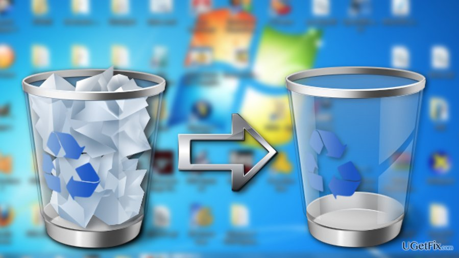 How To Empty Recycle Bin In Windows 10 Automatically