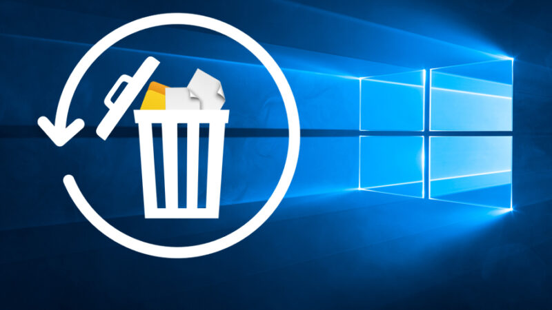 How To Recover Permanently Deleted Files From Emptied Recycle Bin