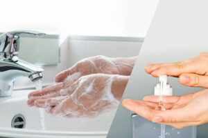 Soap & Water or Hand Sanitizer: Which is Better to Breakdown Coronavirus?