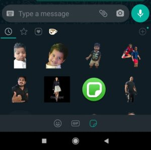 Easy way to create custom Whatsapp Stickers: step-by-step guide